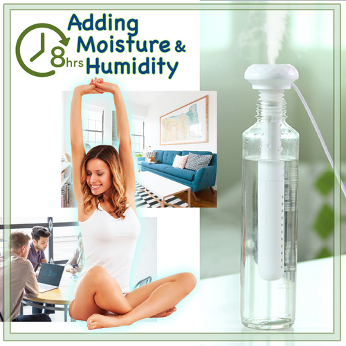Mini Portable Humidifier,Buy 1 Get 1 Free