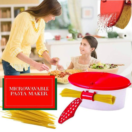 Microwave Pasta Easy Maker