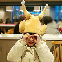 Load image into Gallery viewer, Hot Selling!  Movable chicken leg hat