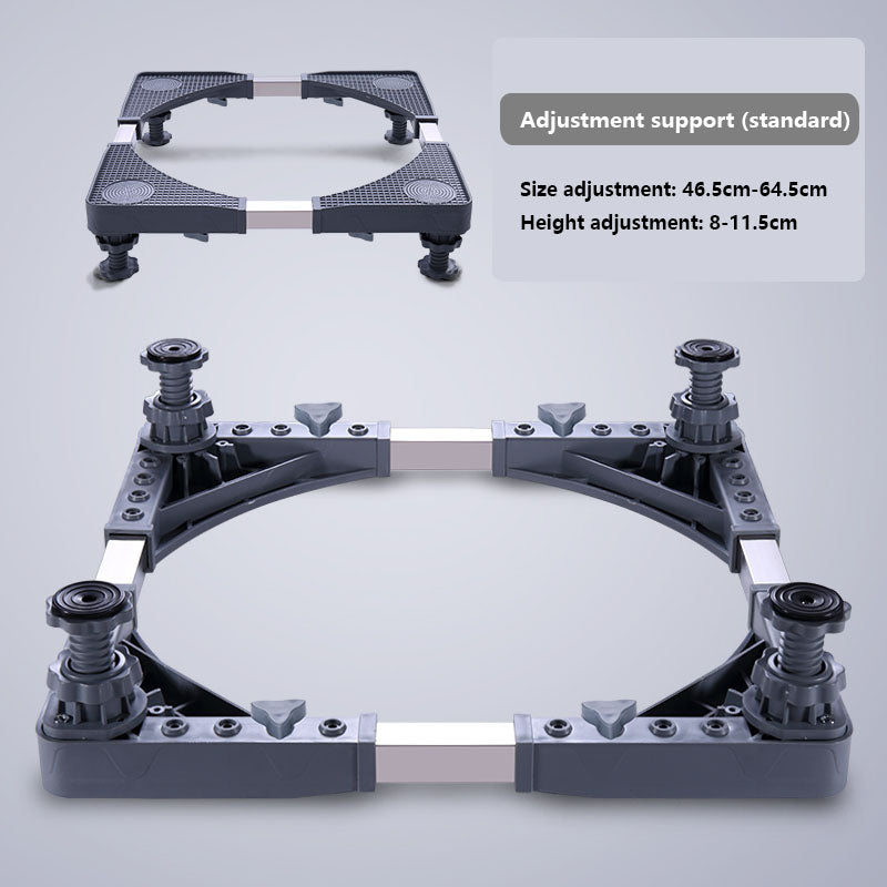Multi-functional Movable Adjustable Base