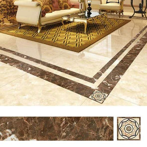 Floor Tiles Decor Stickers(5M Length)