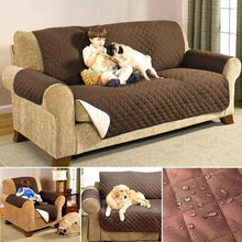 Load image into Gallery viewer, Couch coat waterproof and wearable pet sofa cover