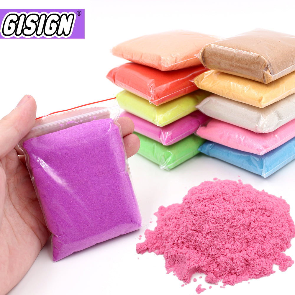 Colored Soft Slime Space Sand