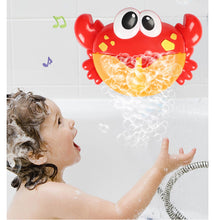 Load image into Gallery viewer, Bubble Craps Music Baby Bath Toys