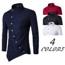 Load image into Gallery viewer, Stylish personality long sleeve shirt