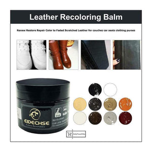 Leather Recoloring Balm!! EASY AND ENJOYABLE TO USE!
