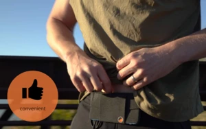 Zerone Pouch - The Minimalist Invisible Wallet-[The Last Day, 50% off sale]