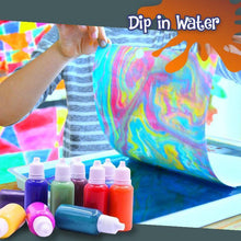 Load image into Gallery viewer, Water Transfer Marbling Paint Set