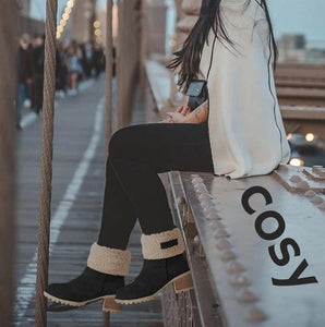 COSY Winter Warm Snow Suede Boot