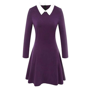 A dress for Wednesday Addams costume or regular daily wear