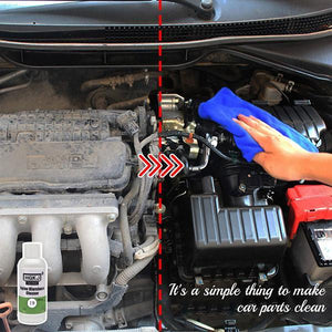 No-Rinse Car Engine Restoration Cleaner