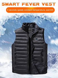 (50% OFF)Unisex Warming Heated Vest(free shipping)