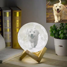 Load image into Gallery viewer, CUSTOMIZED MOON LAMP