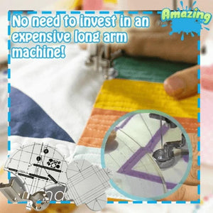 Free Quilting Presser Foot Set