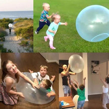 Load image into Gallery viewer, Inflatable tear-resistant bubble ball
