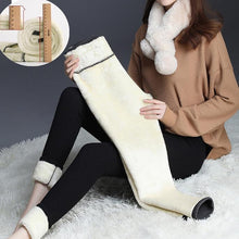 Load image into Gallery viewer, Thickened slim cashmere warm pants(Buy 2pairs freeshipping)