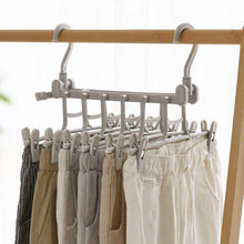 Load image into Gallery viewer, Multifunctional Magic Pants Rack