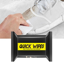 Load image into Gallery viewer, Quick Wipes - Keep the shoes clean(50% off)