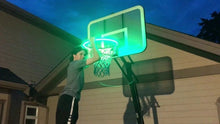 Load image into Gallery viewer, (Buy 2Free shipping!)Basketball Hoop -Activated LED Strip Light -6 Flash Modes