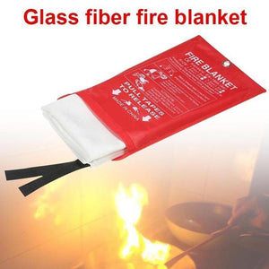 NDO HOUSEHOLD FIREPROOF FIRE EMERGENCY BLANKET