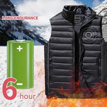 Load image into Gallery viewer, (50% OFF)Unisex Warming Heated Vest(free shipping)