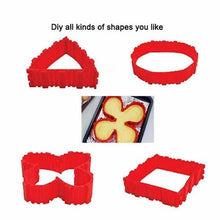 Load image into Gallery viewer, Silicone Cake Molds(4PCS)