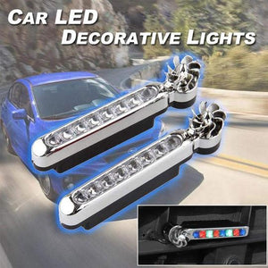 Car LED Decorative Lights,2PCs