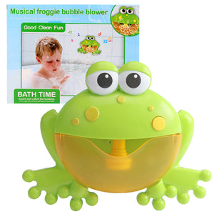 Bubble Craps Music Baby Bath Toys