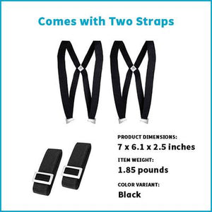 Moving home so tired?  Shoulder Lifting Straps are the ideal solution to your problems!