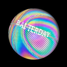 Load image into Gallery viewer, 【COOL】Glowing Reflective Basketball