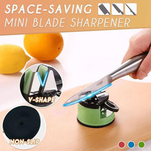 Load image into Gallery viewer, Space-saving Mini Blade Sharpener