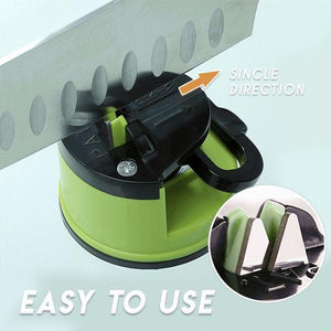 Space-saving Mini Blade Sharpener