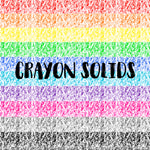 *RETAIL* Crayon Solids