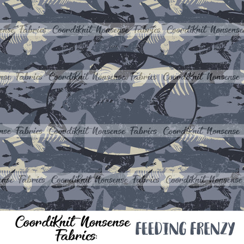*Always Available Preorder* Feeding Frenzy Camo