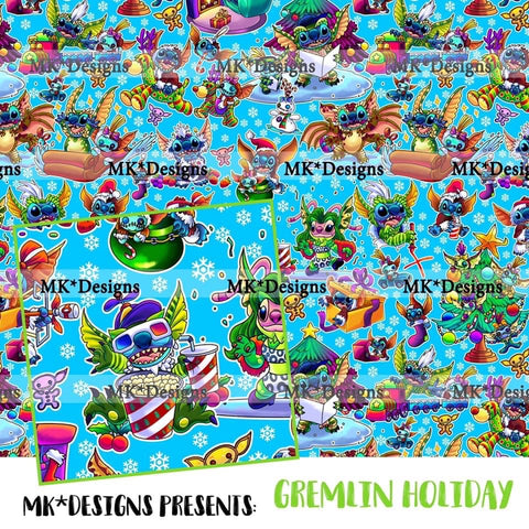 *RETAIL* Gremlin Holiday