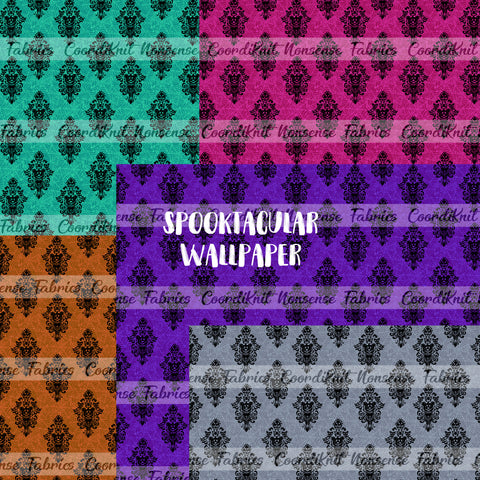 *RETAIL* Spooktacular Wallpaper