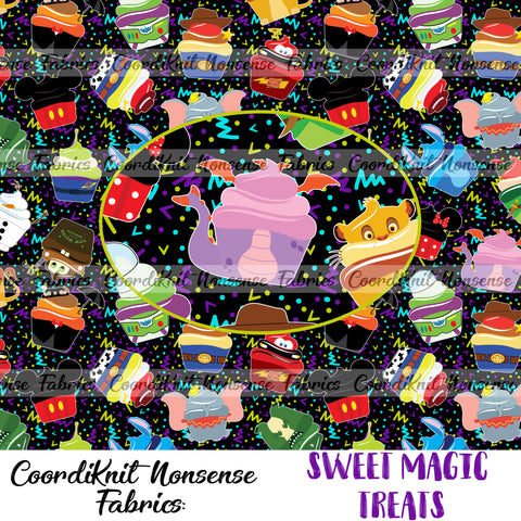 *RETAIL* Sweet Magic Treats
