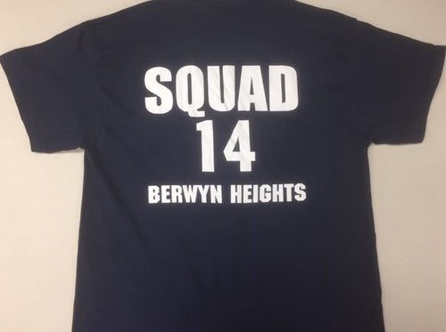 Squad 14 Duty Shirts