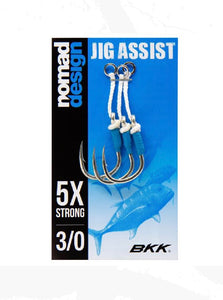 Nomad Design Jigging Assist Hooks