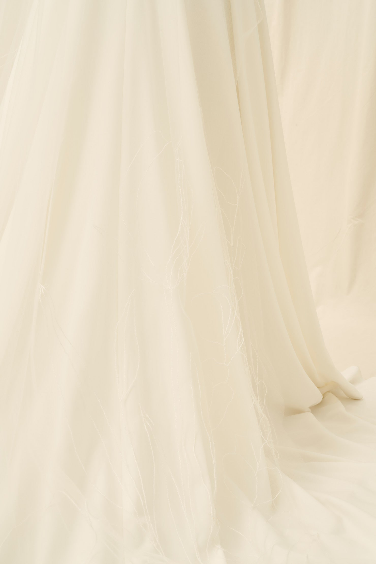Bridal veils in Vancouver and Calgary