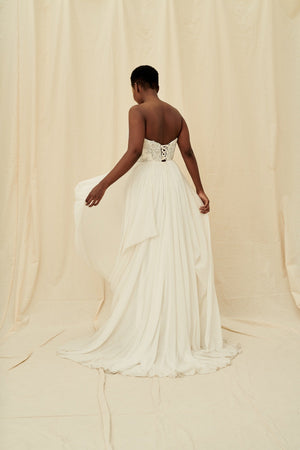 Affordable wedding dress boutiques in Vancouver and Calgary
