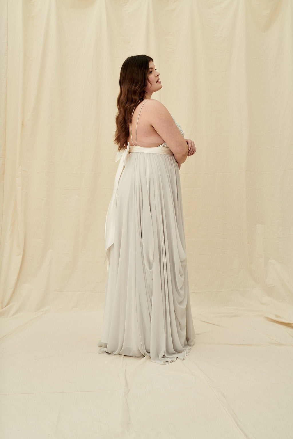 Affordable plus size wedding dresses in Vancouver and Calgary