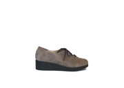 Modern Oxford - Earth Suede