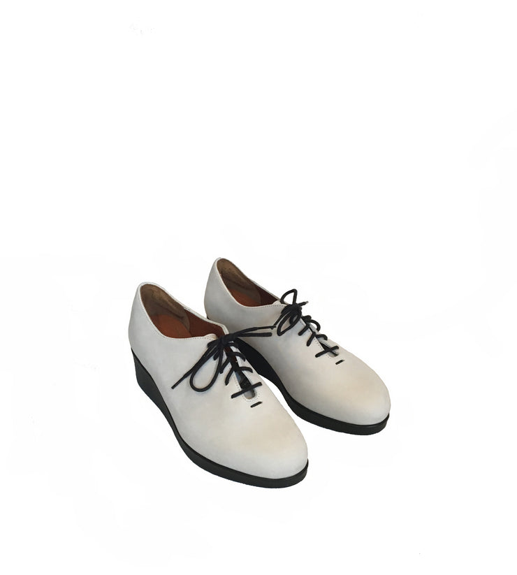 Modern Oxford - Off White Nubuck