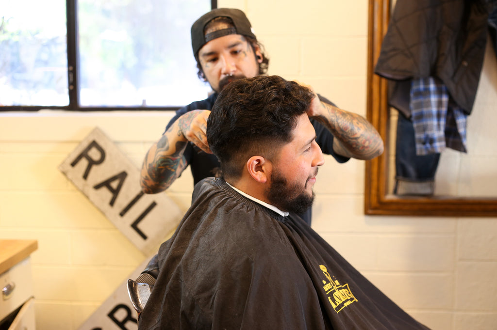 Book Your Appointment At Railcar Barber Shop Railcar Fine Goods