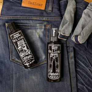 RAILCAR DENIM CARE COMBO