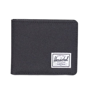 HERSCHEL HANK BLACK WALLET
