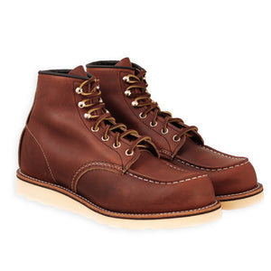 RED WING MEN'S LIMITED MOC TOE ORO HARNESS