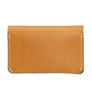 Red Wing Card Holder Wallet Veg Tan