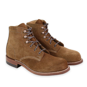 WOLVERINE WOMEN'S 1000 MILE BROWN SUEDE